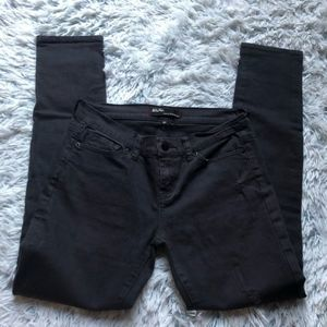 Urban Outfitters BDG | black cig skinny jeans